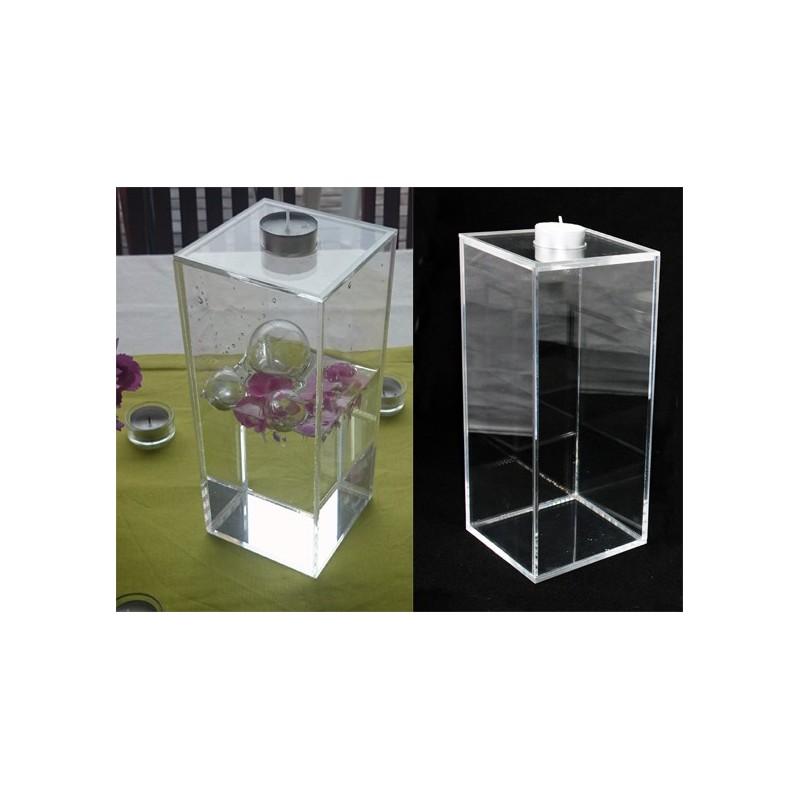 Caixa Decorativa com Tealight